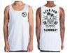 Live For Summer Singlet - Chaotic Clothing