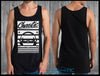 Through The Lines Singlet - Chaotic Clothing