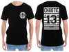 13 Stripe Tee - Chaotic Clothing