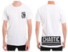 Bottoms Up Tee - Shirts - Chaotic Clothing Streetwear Sydney Australia Street Style Plus Menswear
