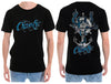 Krakken Wheel T-Shirt - Chaotic Clothing