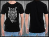 Owl Tee - Chaotic Clothing