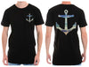 Anchor Tall Tee - Shirts - Chaotic Clothing Streetwear Sydney Australia Street Style Plus Menswear