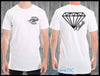 Glass Diamond Tall Tee - Chaotic Clothing