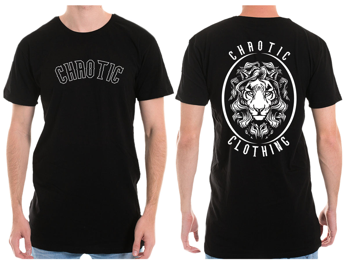 Lion Head Tall Tee