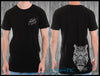 Owl Tall Tee - Chaotic Clothing