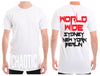 World Wide Tall Tee - Chaotic Clothing