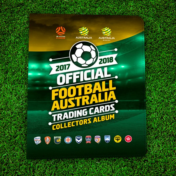 2017-18 Tap'n'Play Football Australia & A-League Trading Cards
