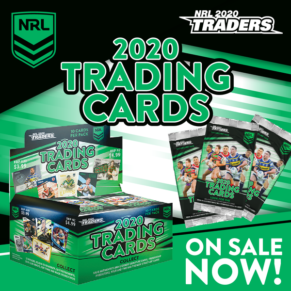 2020 TLA Traders NRL Rugby League Trading Cards