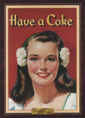 Coca-Cola, Series 3, 100 Card Base Set, 1994 Collect-a-Card