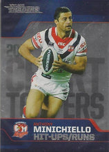 Chart Toppers, 2013 ESP Traders NRL - 1 to 9 - Pick Your Card