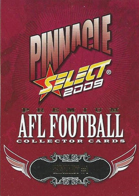 2009 Select AFL Pinnacle Set of 195 Football cards