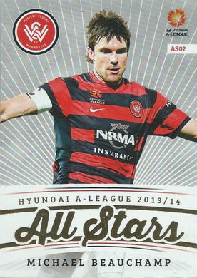 All Stars, 2013-14 SE A-League Soccer Set