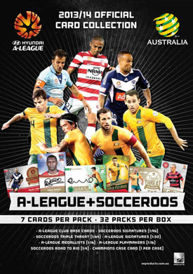 2013-14 SE A-League Soccer Set