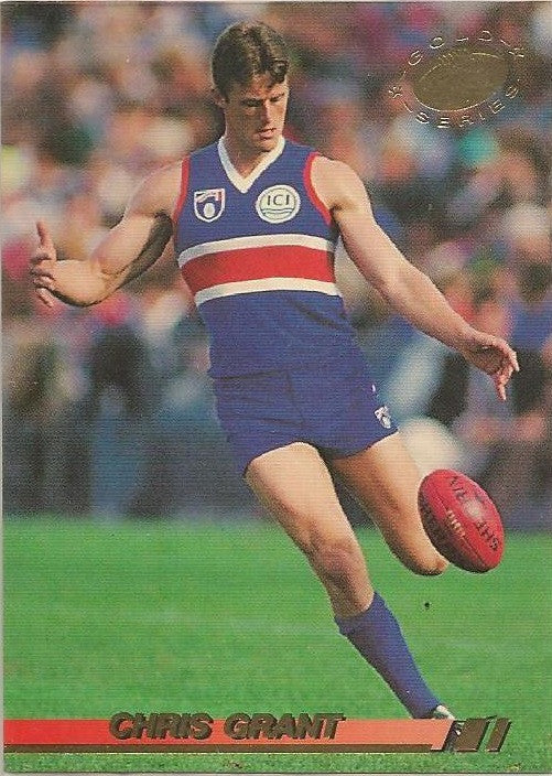 Chris Grant, 1994 Select AFL Gold Series