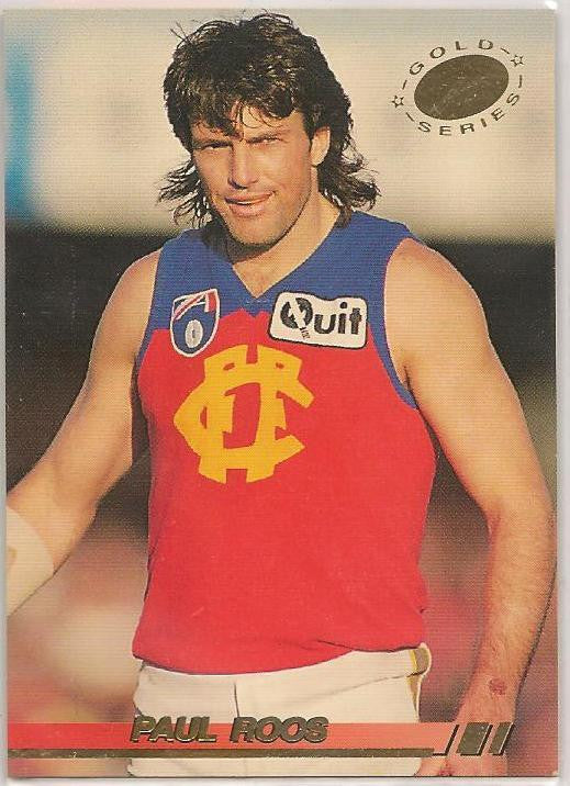 Paul Roos, 1994 Select AFL Gold Series