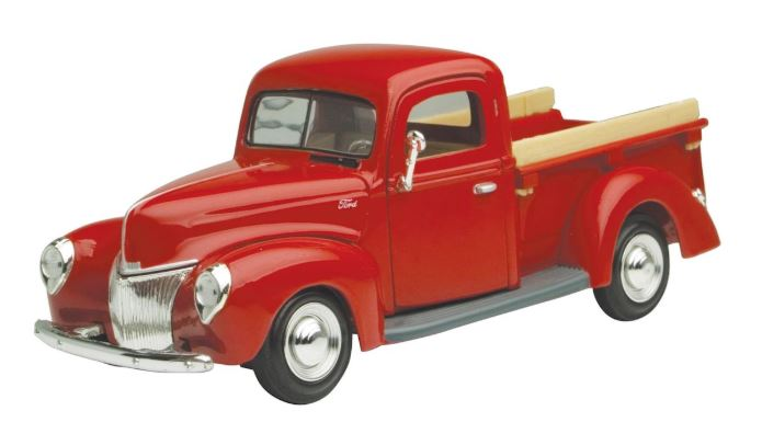 1940 Ford Pickup, American Classics, 1:24 Diecast Vehicle