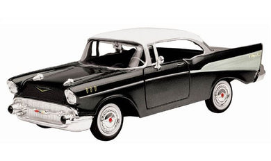 1957 Chev Bel Air, American Classics, 1:24 Diecast Vehicle