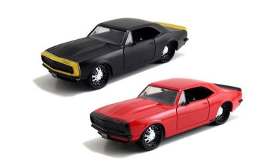 1967 Chevy Camaro, Big Time Muscle, 1:24 Diecast Vehicle
