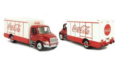 Coca Cola Beverage Delivery Truck, 1:87 Diecast Vehicle