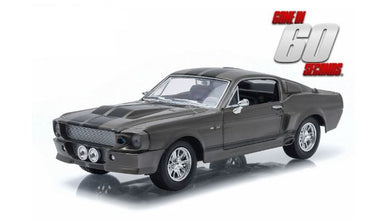 Gone in 60 Seconds, Eleanor 1967 Ford Mustang, 1:24 Diecast Vehicle