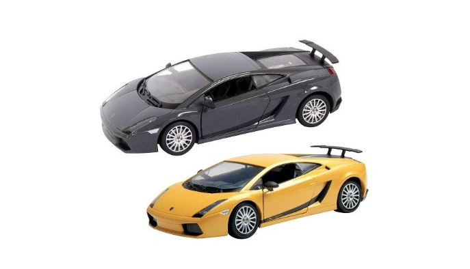 Lamborghini Gallardo Superleggera, Motor Max, 1:24 Diecast Vehicle