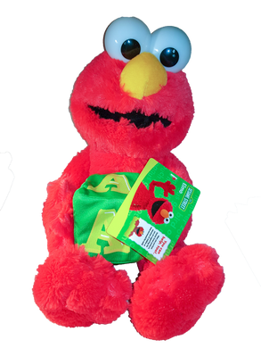 Sesame Street Medium Elmo Plush Toy