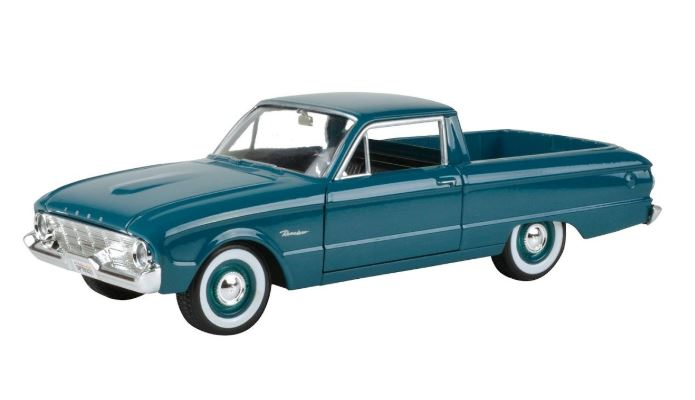 1960 Ford Ranchero, American Classics, 1:24 Diecast Vehicle