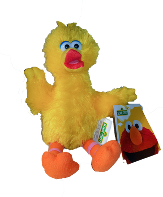Sesame Street Small Big Bird Plush Toy