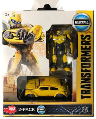 Transformers VW Bumble Bee 2-Pack Robot & Vehicle