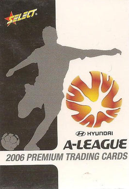 2006 Select A-League Soccer Set
