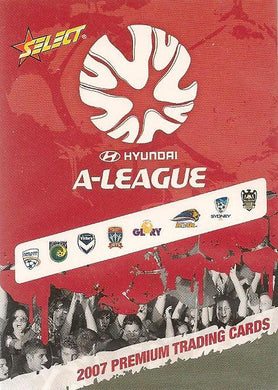2007 Select A-League Soccer Set
