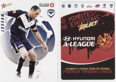2008-09 Select A-League Soccer Set
