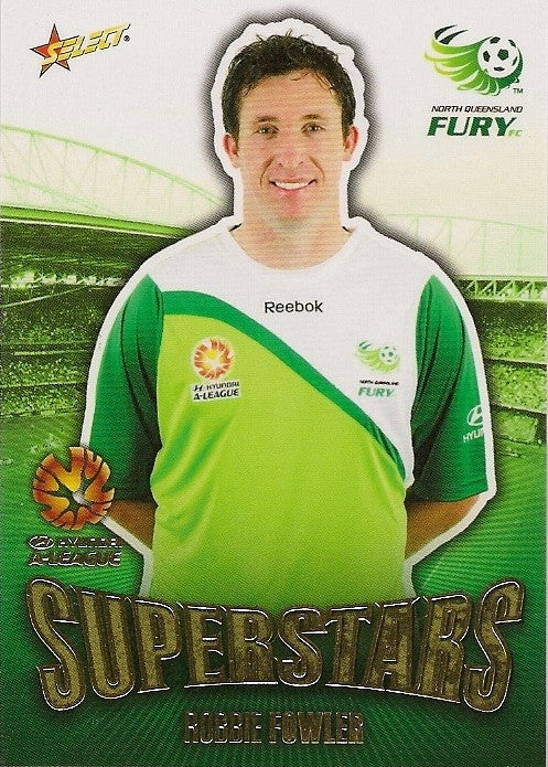 Superstars, 2009 Select A-League Soccer Set