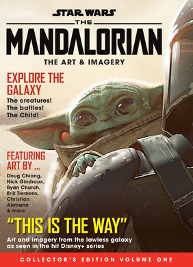 Star Wars: the Mandalorian - the Art and the Imagery Collector's Edition Vol. 1 SC