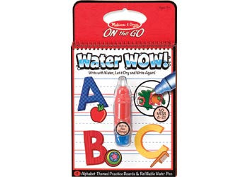 Melissa & Doug – On The Go – Water WOW! – Letters