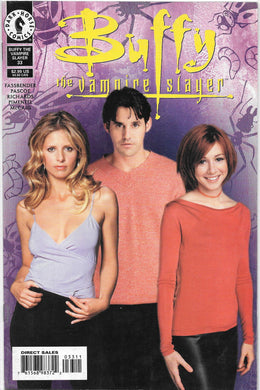 Buffy the Vampire Slayer #33 Comic