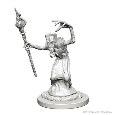 D&D Nolzurs Marvelous Unpainted Miniatures Mindflayers