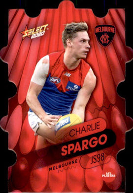 JS98 Charlie Spargo, Jigsaw, 2020 Select AFL Footy Stars