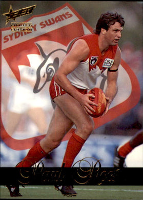 Paul Roos, 1995 Select Limited Edition AFL Sensation
