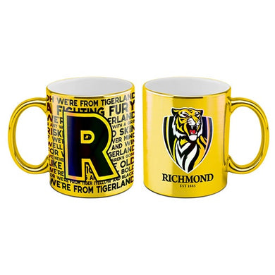 Richmond Tigers Metallic Mug