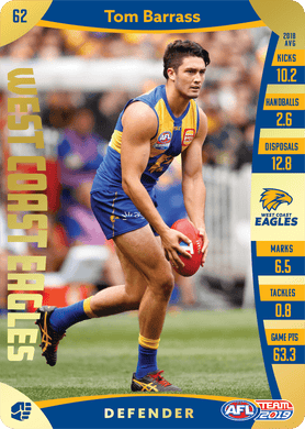Sports Mem, Cards & Fan Shop 2018 Afl Teamcoach Jeremy Mc Govern Gold Card #64 Catalogues Will Be Sent Upon Request Australian Football Cards