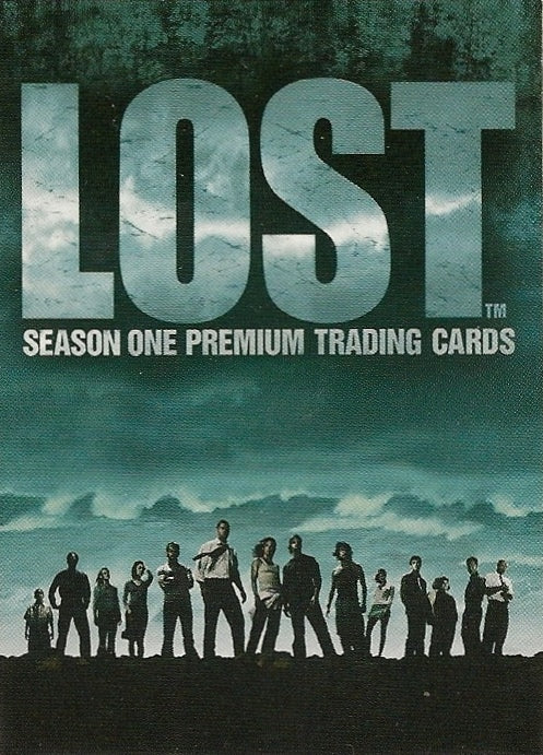 2005 Inkworks LOST Season 1 Set of 90 trading cards
