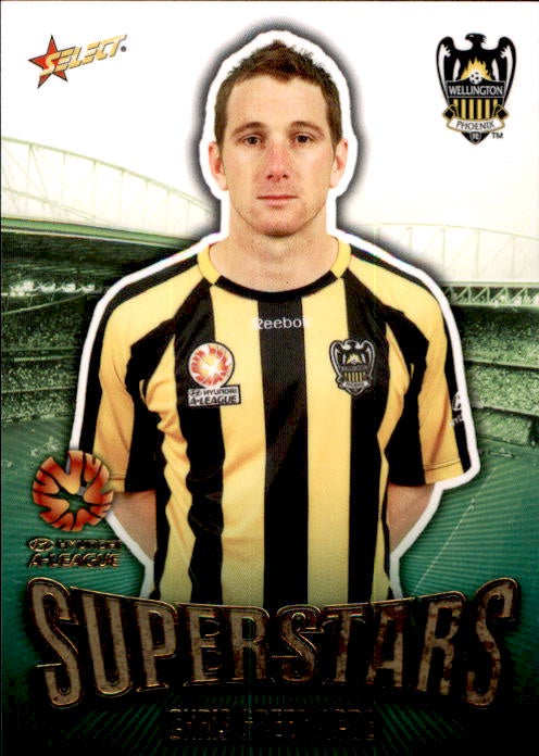Chris Greenacre, Superstars, 2009 Select A-League Soccer