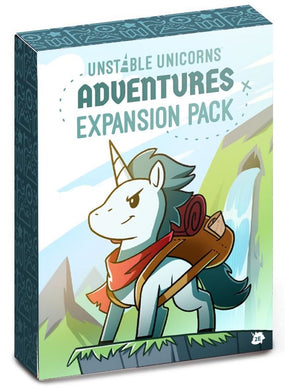 Unstable Unicorns Adventures Expansion Pack