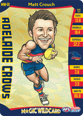 Matt Crouch, Magic Wildcard, 2019 Teamcoach AFL
