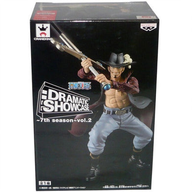 Banpresto Dracule Mihawk One Piece Dramatic Showcase 7th Season Vol.2