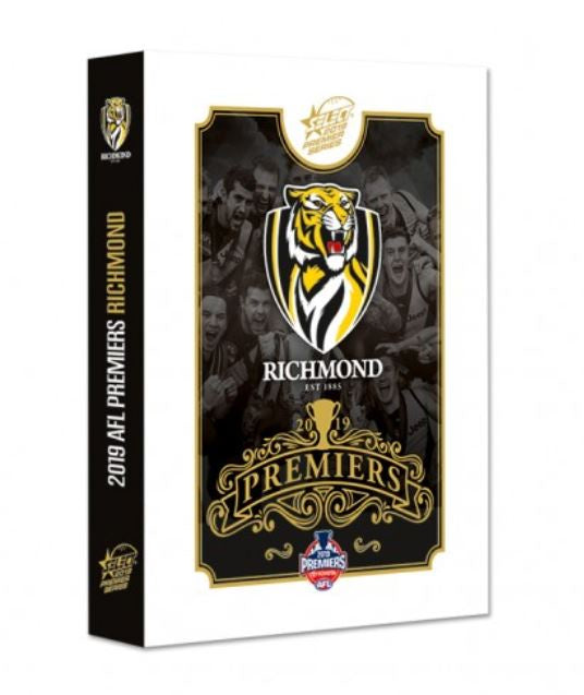 2019 Select Richmond Tigers Premiers card set