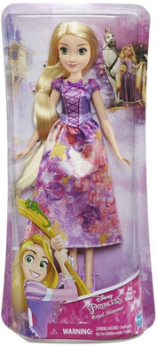DISNEY PRINCESS ROYAL SHIMMER REPUNZEL DOLL