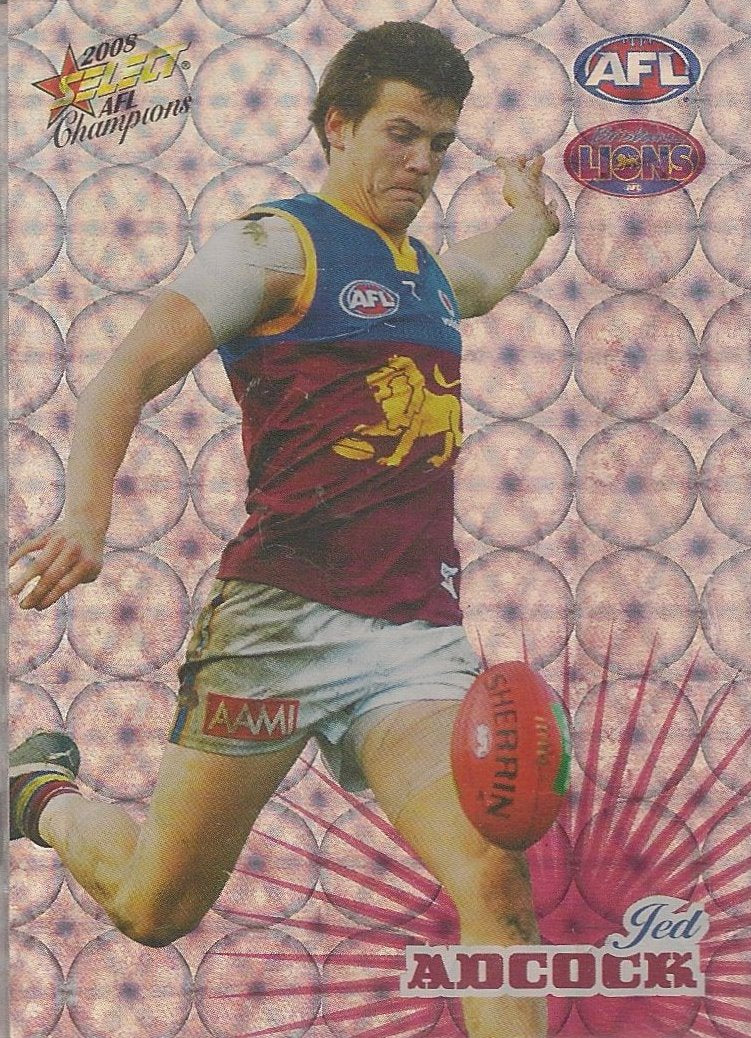 Brisbane Lions, Holofoil Team Set, 2008 Select AFL Champions